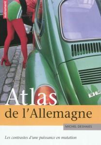 EODE-BOOKS - atlas allemagne
