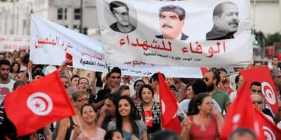 SP - TEM posts - manif à tunis (2013 08 25)