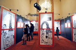 SP - TEM posts - BD expo Gotlib (2013 09 11) 2