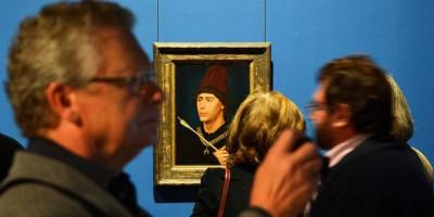 BELGIUM ARTS ROGIER VAN DER WEYDEN EXPOSITION