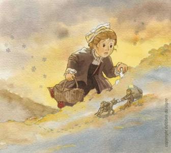 TEM posts - LIVRE La Noel de la petite géante (2013 12 16) (2)