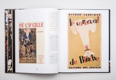 TEM - posts - BEAU LIVRE Carnaval de Binche (2014 01 23) (5)