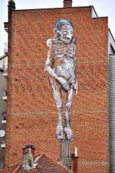 TEM - POST - Bonom, l'artiste français qui envoûte les murs de Bruxelles 3