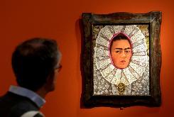 TEM - posts - ARTS Rétrospective  Frida Kahlo aux Écuries du Quirinale (2014 03 23) (1)