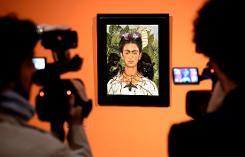 TEM - posts - ARTS Rétrospective  Frida Kahlo aux Écuries du Quirinale (2014 03 23) (2)