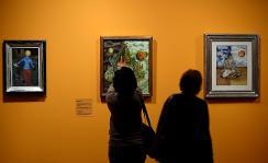 TEM - posts - ARTS Rétrospective  Frida Kahlo aux Écuries du Quirinale (2014 03 23) (3)