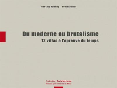 TEM - BOOK - Du moderne au brutalisme 1