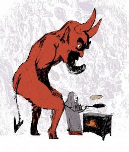 TEM - BD  - Les Trois Poils de la barbe d'or du diable 2