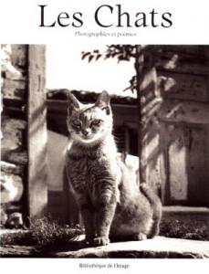TEM - BOOK - LES CHATS. Photographies et poèmes 1