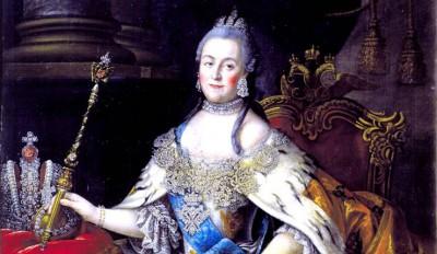 TEM - POST - La puissance et l'éclat de l'Empire russe dû à Catherine la Grande 1