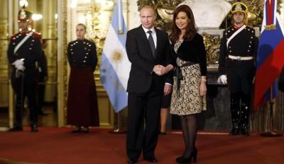 TEM - ACTU - Après l'alliance russo-chinoise, Poutine confirme l'alliance avec l'Amérique latine 1
