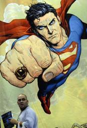 TEM - POST - Une rare copie du premier album de Superman mise aux enchères sur eBay 1