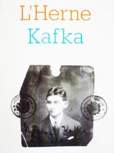 TEM - BOOK - Le cahier de l'Herne sur Kafka 1