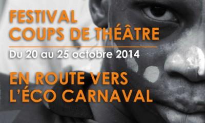 TEM - CULTURE - ICEF de Malabo  5ème Festival Coups de théâtre (20-25 octobre 2014) 1