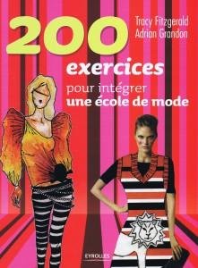 TEM - VIE PRATIQUE - 200 exercices pour intégrer une école de mode (2014 10 14) (1)