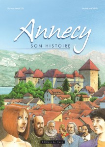 TEM - BD - Annecy - Son histoire en BD 1