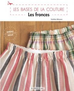 TEM - BOOK - Les fronces - Les Bases de la Couture 1