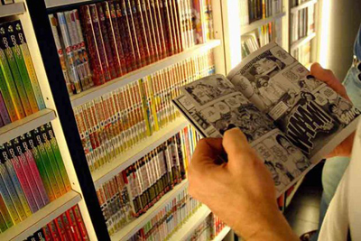 TEM - BD ANGOULEME 4 mangas en france (2015 01 01)