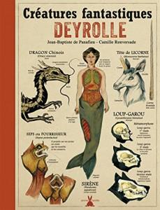 TEM - BOOK - Créatures fantastiques Deyrolle 1