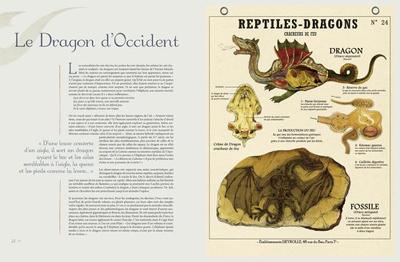 TEM - BOOK - Créatures fantastiques Deyrolle 2