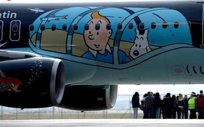 TEM - BD - Brussels Airlines Tintin (2015 03 23) (3)