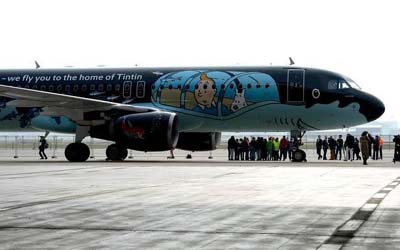 TEM - BD - Brussels Airlines Tintin (2015 03 23) (7)