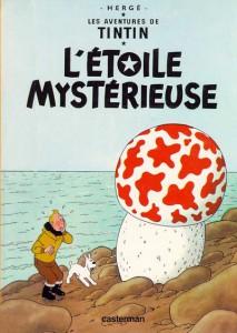 TEM - BD - Une couverture de L'Etoile myst+®rieuse (2015 03 12) 2