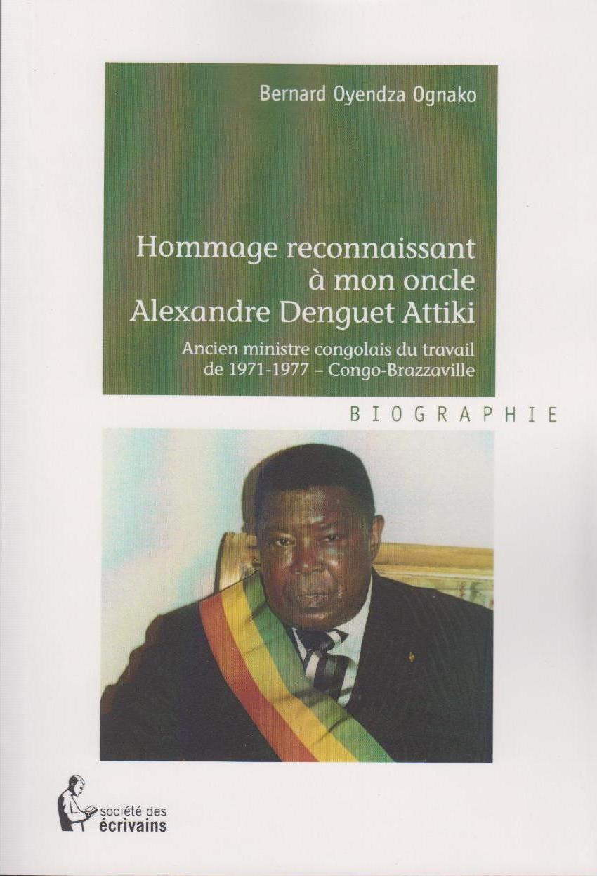 Hommage reconnaissant à mon oncle Alexandre Attiki