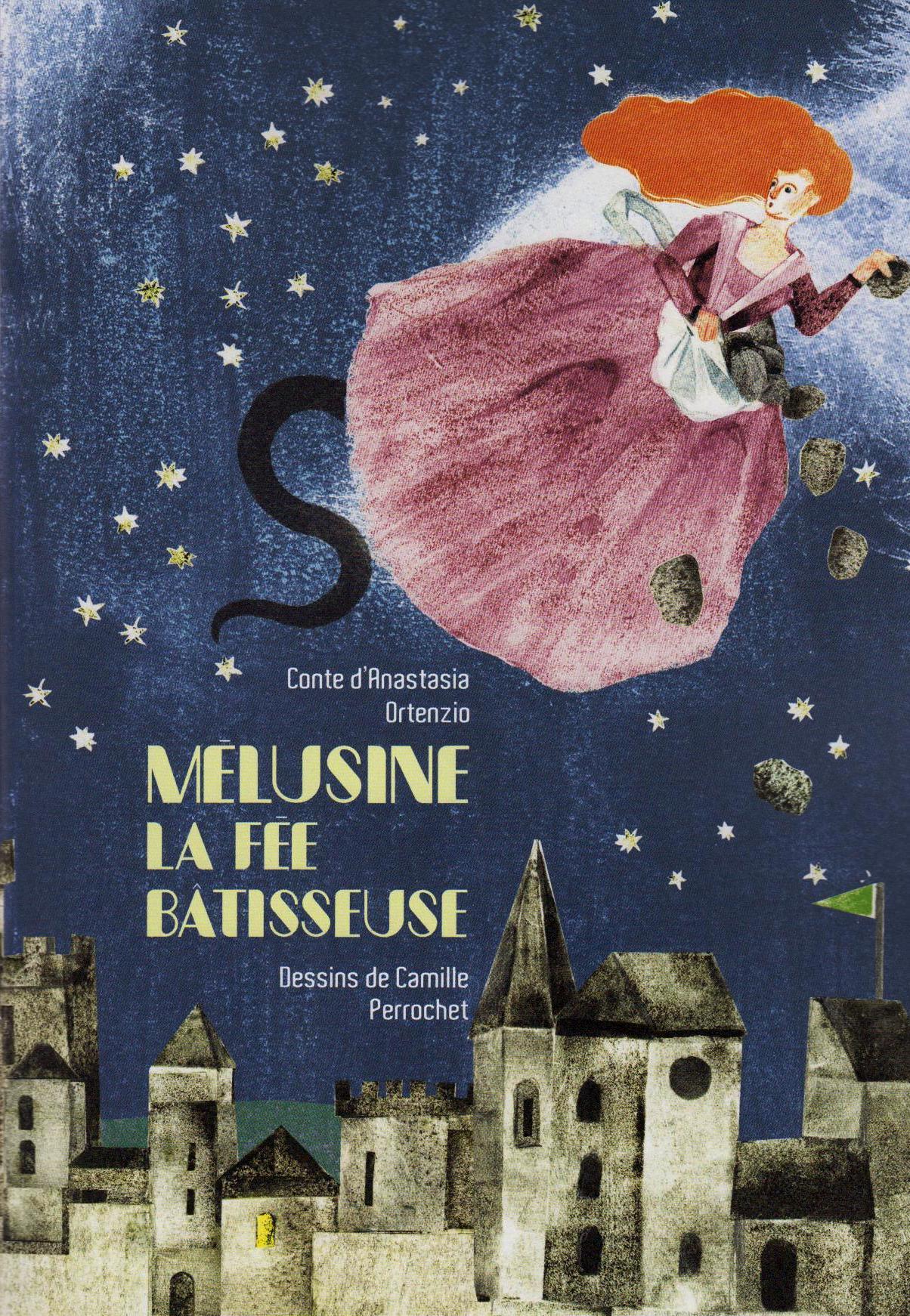 Mélusine, la fée bâtisseuse