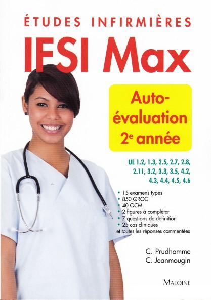 IFSI Max Auto-évaluation 2ème année