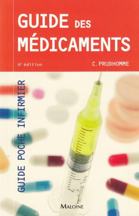 Guide des médicaments, 6e éd.