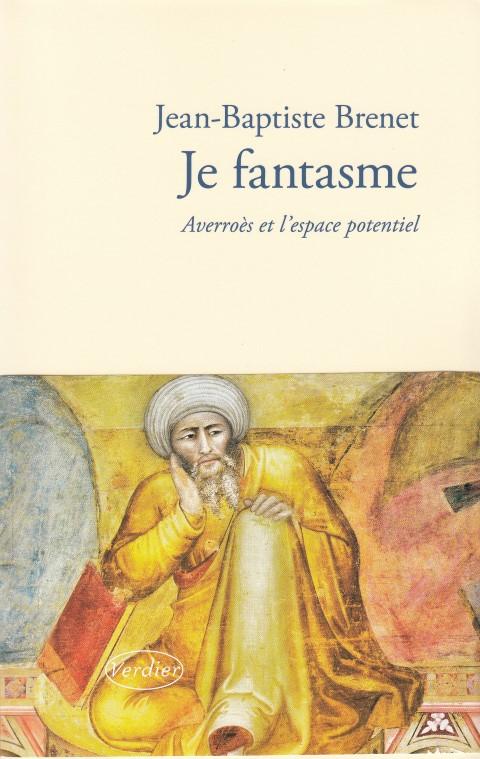 Je fantasme Averroès et l'espace potentiel