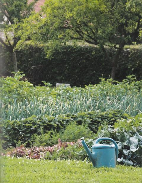 Le temps du potager - De la culture bio à la permaculture 1