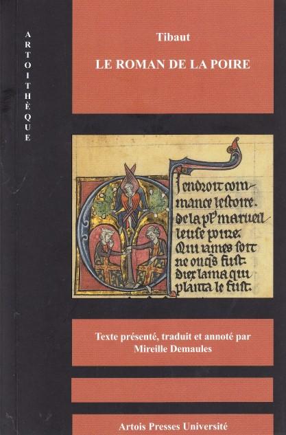 Tibaut, Le Roman de la Poire
