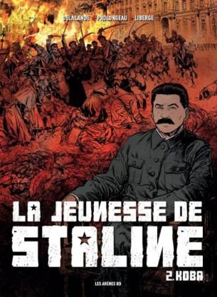 La jeunesse de Staline Tome 2