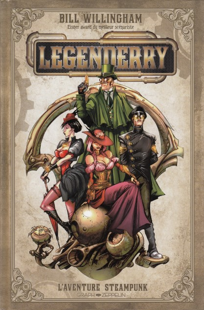 Legenderry - L'aventure steampunk