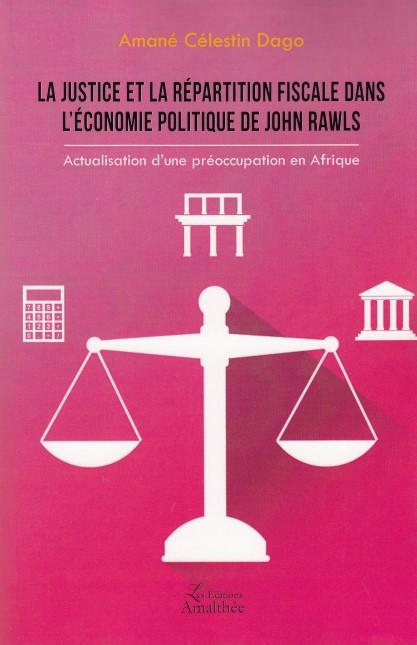 La justice et la répartition fiscale dans l'économie politique de John Rawls