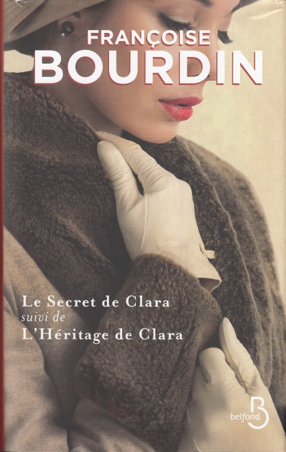 Le secret de Clara suivi de L'héritage de Clara