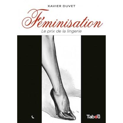 Féminisation Tome 1 - Le prix de la lingerie BD