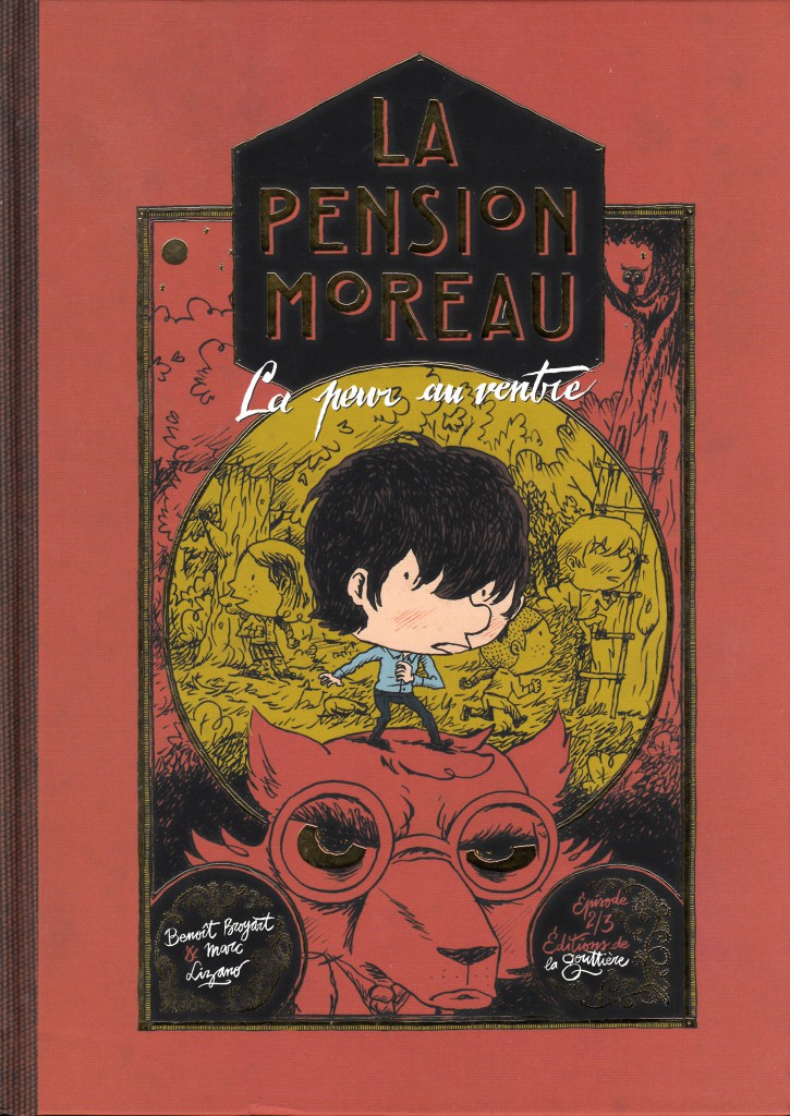 La pension Moreau Tome 2