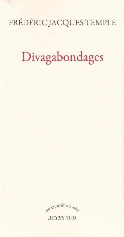 Divagabondages