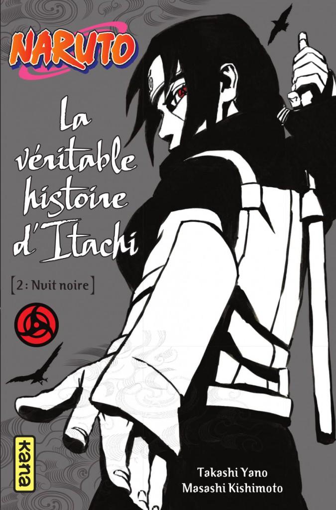 Naruto, La véritable histoire d'Itachi Tome 2-1