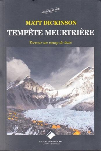 Tempête meurtrière - Terreur au camp de base