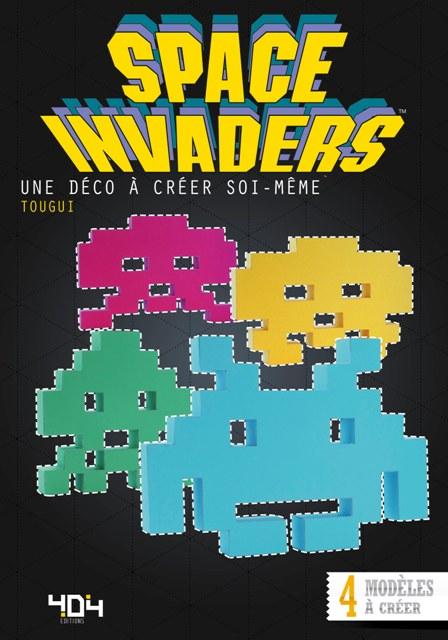 Space Invaders - Une déco à créer soi-même