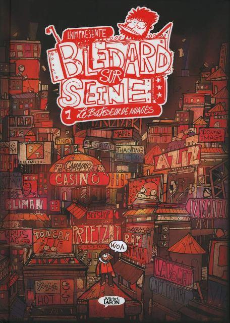 BD Blédard sur Seine Tome 1