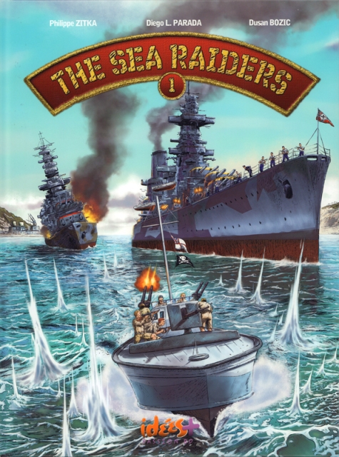 BD the sea raiders t1