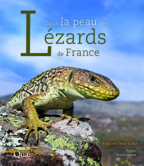 BX Dans la peau des lézards de France