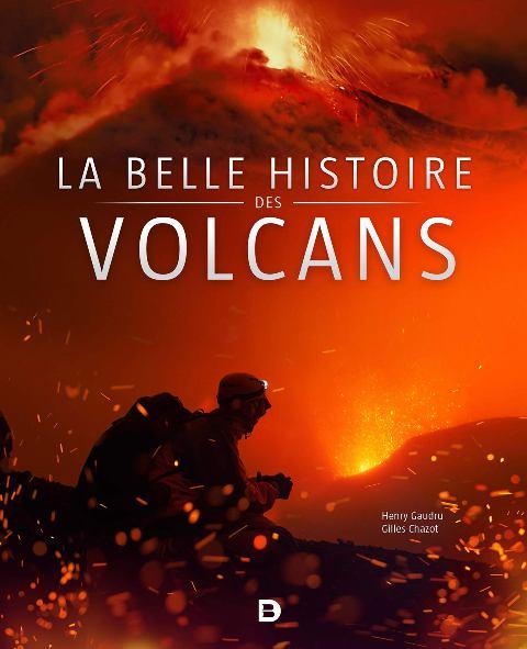 BX La belle histoire des volcans