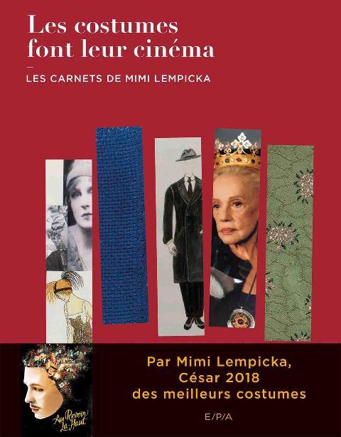 BX Les costumes font leur cinéma - Les carnets de Mimi Lempicka
