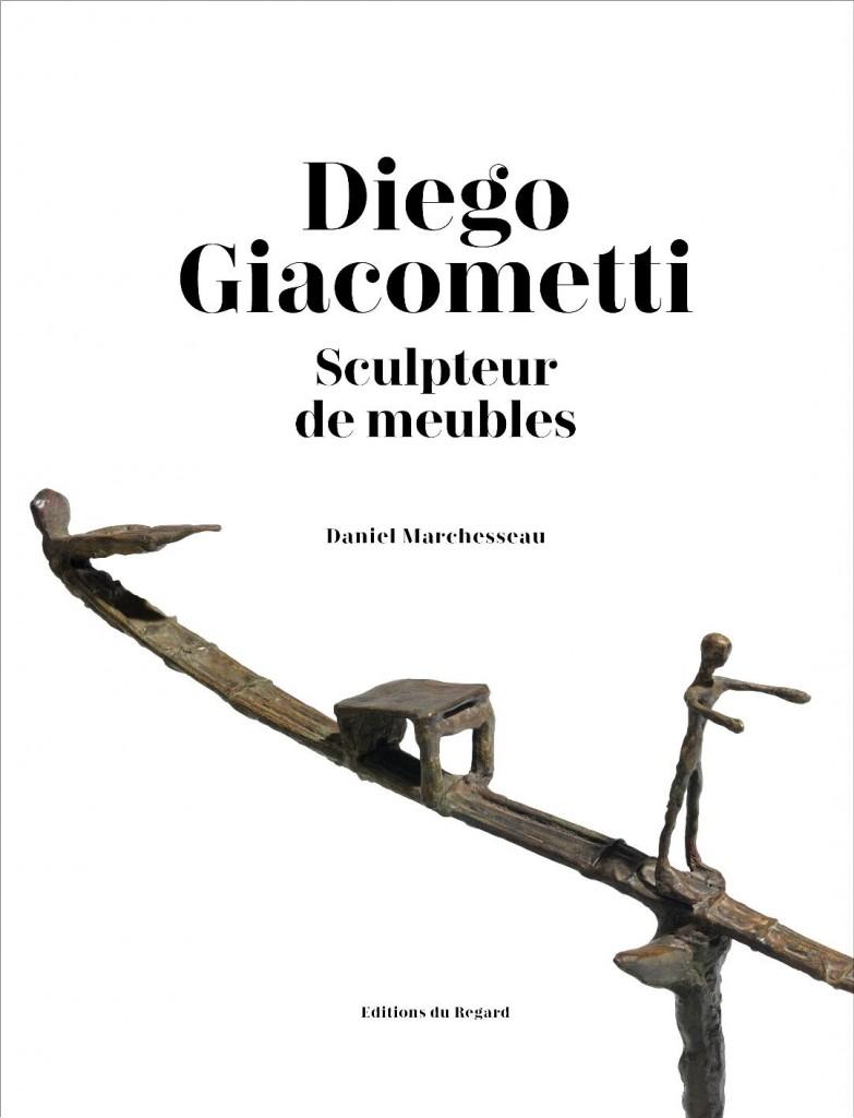 BX Diego Giacometti.  Sculpteur de meubles